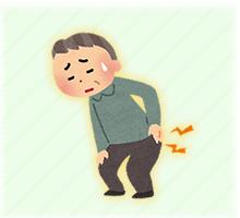ぎっくり腰の原因